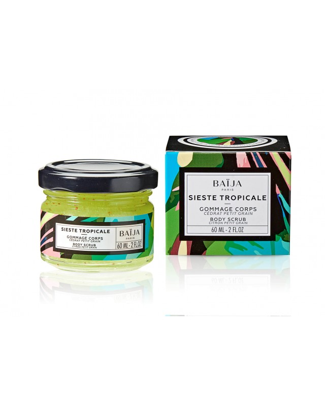 Gommage Corps Sieste Tropicale - 60ml