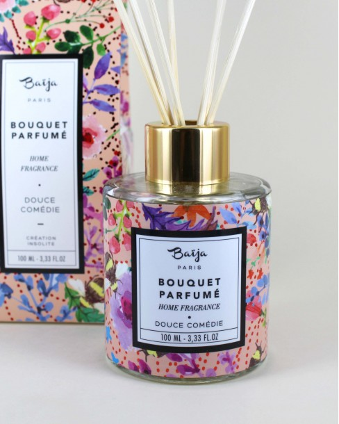 Bouquet Parfumé Musc Orchidée - 100ml